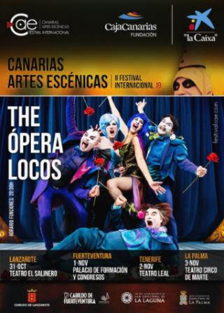 THE OPERA LOCOS - FESTICAL CAE