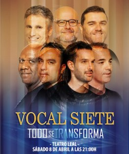 VOCAL 7 - TODO SE TRANSFORMA